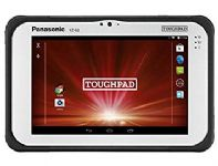 "Panasonic FZ-B2 MK1 7"" WXGA Fully Rugged Toughpad Android 4.4 2GB 32GB  4G LTE - Used"